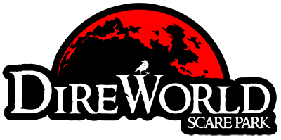 dire world scare park a terrifingly twisted haunted theme park